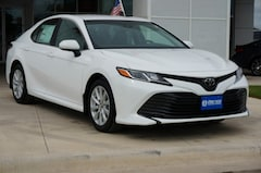 New 2018 Toyota Camry LE Sedan in Early, TX