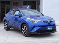 New 2019 Toyota C-HR XLE SUV in Early, TX