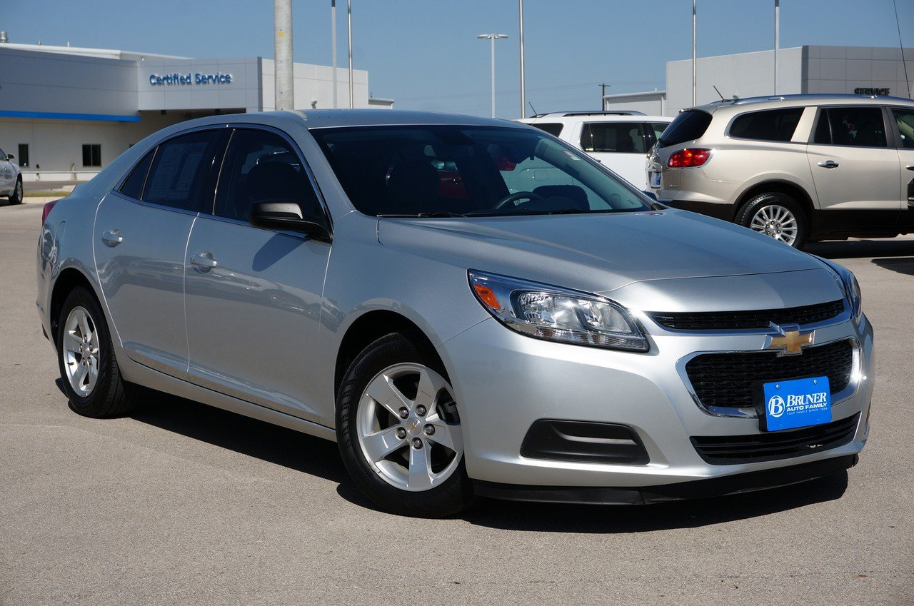 2016 Chevrolet Malibu Limited LS w/1FL Sedan