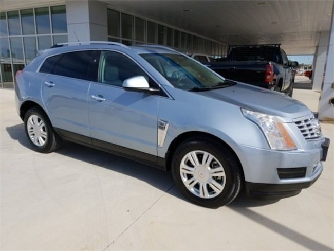 Used 2014 Cadillac Srx Luxury Collection For Sale In Early Tx Vin