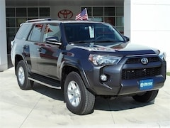 New 2019 Toyota 4Runner SR5 Premium SUV in Early, TX