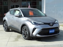 New 2020 Toyota C-HR Limited SUV in Early, TX