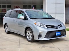 New 2020 Toyota Sienna LE 8 Passenger Van in Early, TX