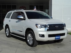 New 2019 Toyota Sequoia Platinum SUV in Early, TX