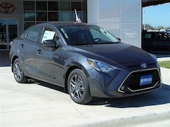 New 2019 Toyota Yaris Sedan LE Sedan in Early, TX