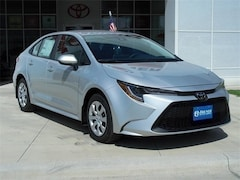 New 2020 Toyota Corolla LE Sedan in Early, TX
