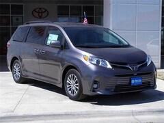 New 2019 Toyota Sienna XLE 8 Passenger Van in Early, TX