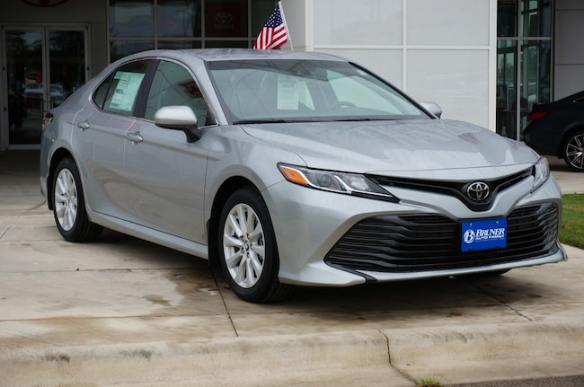 Certified 2018 Toyota Camry L Sedan in Early, TX