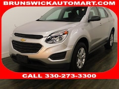 2017 Chevrolet Equinox FWD 4dr LS SUV 2GNALBEK7H1528028 for sale in Medina, OH at Brunswick Mazda
