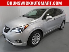 2019 Buick Envision FWD 4dr Preferred SUV LRBFXBSA8KD010468 for sale in Medina, OH at Brunswick Mazda