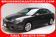 2016 Acura ILX 4dr Sdn Sedan 19UDE2F36GA019500 for sale in Medina, OH at Brunswick Mazda