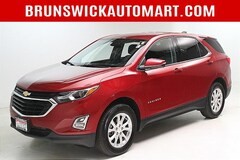 2018 Chevrolet Equinox AWD 4dr LT w/1LT SUV 2GNAXSEV9J6151578 for sale in Medina, OH at Brunswick Mazda