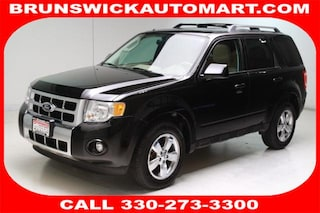 Used 2012 Ford Escape 4WD 4dr Limited SUV 1FMCU9EG5CKC79073 J190400A in Brunswick, OH