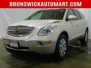 Used 2011 Buick Enclave FWD 4dr CXL-1 SUV 5GAKRBED4BJ220780 T201490A in Brunswick, OH