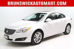 2017 Buick Regal 4dr Sdn Premium II FWD Sedan 2G4GR5GX1H9165251 for sale in Medina, OH at Brunswick Mazda