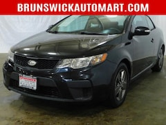 2010 Kia Forte Koup 2dr Cpe Auto EX Coupe for sale in Brunswick, OH at Brunswick Subaru