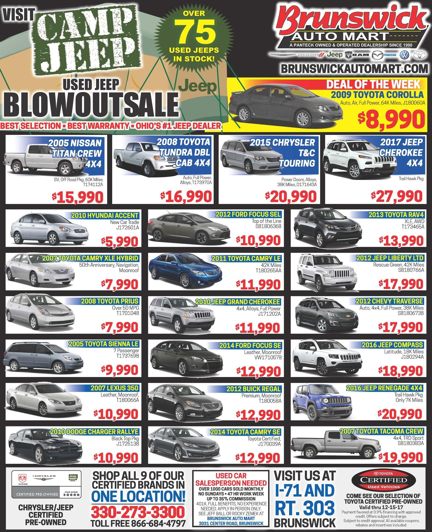 Brunswick, OH Car Dealership