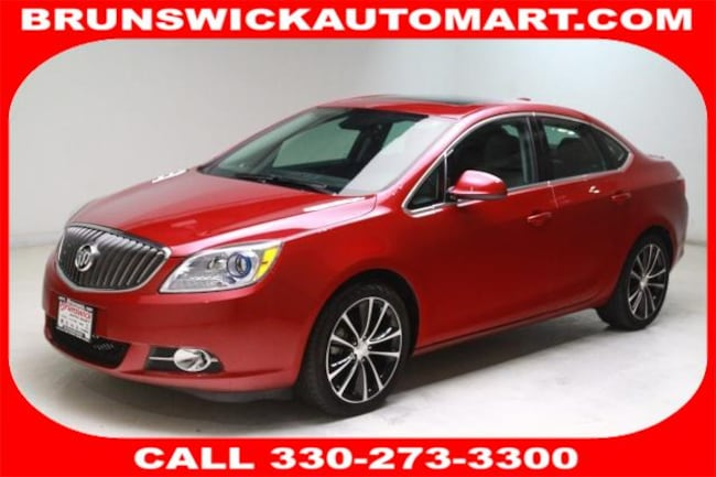 Used 2016 Buick Verano 4dr Sdn Sport Touring Sedan for sale in the Brunswick, OH