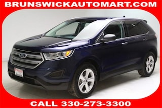 Used 2016 Ford Edge 4dr SE AWD SUV 2FMPK4G99GBC20200 VW181118A in Brunswick, OH