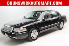 2008 Mercury Grand Marquis 4dr Sdn GS Sedan for sale in Brunswick, OH at Brunswick Subaru