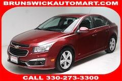 2015 Chevrolet Cruze 4dr Sdn Auto 2LT Sedan 1G1PE5SB0F7281673 for sale in Medina, OH at Brunswick Mazda