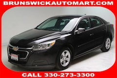 Used 2015 Chevrolet Malibu For Sale in Brunswick