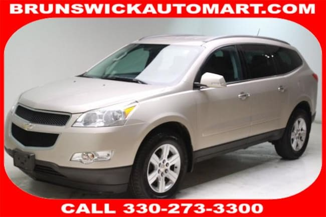 Used 2012 Chevrolet Traverse FWD 4dr LT w/2LT SUV for sale in the Brunswick, OH
