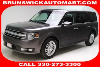 Used 2016 Ford Flex 4dr SEL FWD SUV 2FMGK5C82GBA00805 D180896A in Brunswick, OH