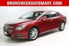 2011 Chevrolet Malibu 4dr Sdn LTZ Sedan for sale in Brunswick, OH at Brunswick Subaru