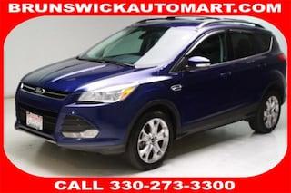 Used 2013 Ford Escape FWD 4dr SEL SUV 1FMCU0H98DUA99830 SB190288A in Brunswick, OH