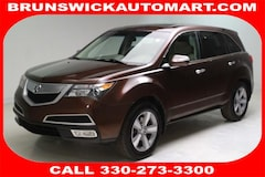 2011 Acura MDX AWD 4dr Tech Pkg SUV 2HNYD2H67BH529255 for sale in Medina, OH at Brunswick Mazda