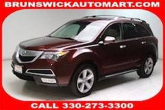 2013 Acura MDX AWD 4dr Tech Pkg SUV 2HNYD2H39DH522476 for sale in Medina, OH at Brunswick Mazda