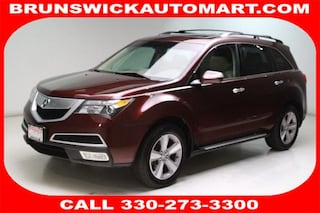 Used 2013 Acura MDX AWD 4dr Tech Pkg SUV 2HNYD2H39DH522476 SB190486A in Brunswick, OH