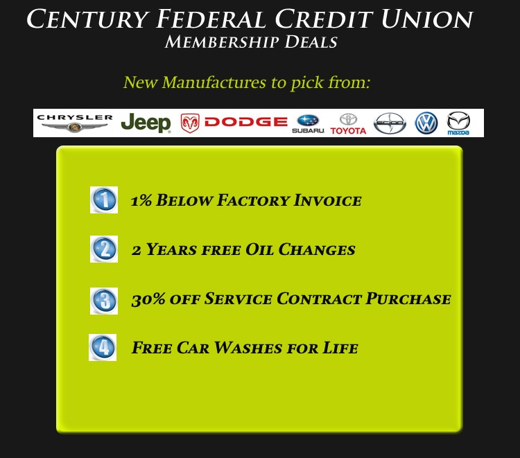 New Brunswick 468: Century Federal Credit Union