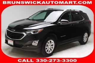 Used 2018 Chevrolet Equinox FWD 4dr LT w/1LT SUV 2GNAXJEV0J6169171 J190511A in Brunswick, OH