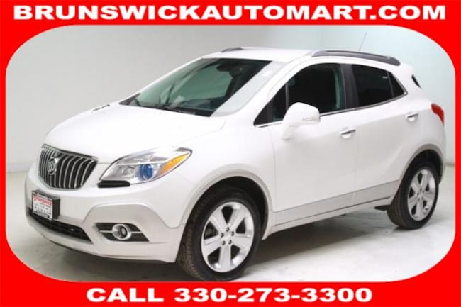 2016 Buick Encore AWD 4dr Convenience SUV