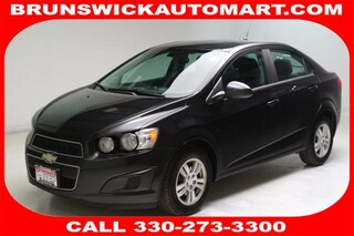 Used 2013 Chevrolet Sonic 4dr Sdn Auto LT Sedan 1G1JC5SH5D4204456 SB191610A in Brunswick, OH