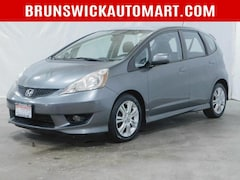 2011 Honda Fit 5dr HB Auto Sport Hatchback for sale in Brunswick, OH at Brunswick Subaru
