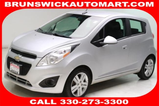 Used 2013 Chevrolet Spark 5dr HB Auto LT w/1LT Hatchback for sale in the Brunswick, OH