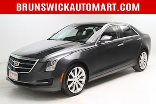 Used 2016 CADILLAC ATS 4dr Sdn 2.0L Luxury Collection AWD Sedan 1G6AH5SX2G0101252 D192195A in Brunswick, OH