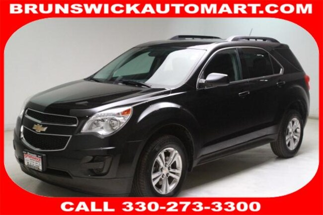 Used 2015 Chevrolet Equinox FWD 4dr LT w/1LT SUV for sale in the Brunswick, OH