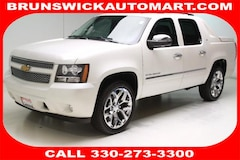 2011 Chevrolet Avalanche 4WD Crew Cab LTZ Truck Crew Cab 3GNTKGE38BG355118 for sale in Medina, OH at Brunswick Mazda