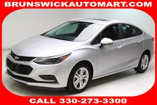 Used 2016 Chevrolet Cruze 4dr Sdn Auto LT Sedan 1G1BE5SM6G7320098 T184057A in Brunswick, OH