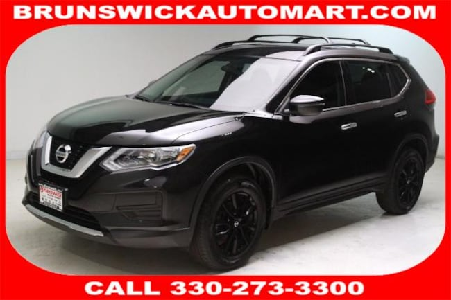 Used 2017 Nissan Rogue Awd Sv For Sale In Brunswick Serving