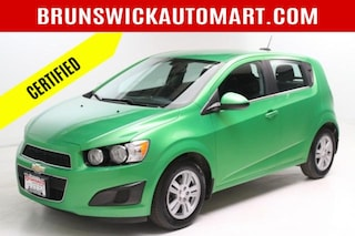 Certified Pre-Owned 2015 Chevrolet Sonic 5dr HB Auto LT Hatchback SB201593A for sale near you in Brunswick, OH