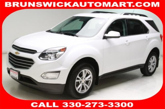 Used 2017 Chevrolet Equinox FWD 4dr LT w/1LT SUV for sale in the Brunswick, OH