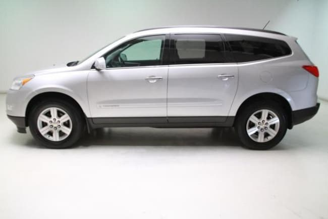 Used 2009 Chevrolet Traverse Fwd 4dr Lt W1lt For Sale In Brunswick