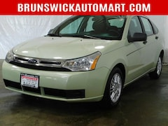 2010 Ford Focus 4dr Sdn SE Sedan for sale in Brunswick, OH at Brunswick Subaru