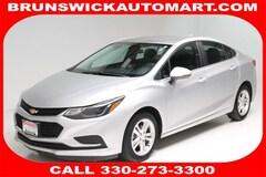 2017 Chevrolet Cruze 4dr Sdn 1.4L LT w/1SD Sedan 1G1BE5SM0H7167865 for sale in Medina, OH at Brunswick Mazda