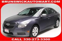 Used 2014 Chevrolet Cruze For Sale in Brunswick